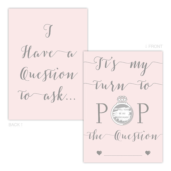 invitations - bridesmaid19