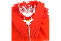 Product image for Hen Party Pack In Red With Tiara