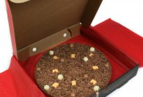 Product image for Vanilla Fudge And Honeycomb Delight 12inch Pizza