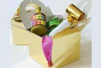 Gold Party Box 50pcs