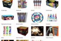 Buy Fireworks Online - Click The Banner Link Above To Go To The UK Superstore