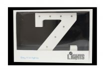 Product image for Alphabet Letter Lights /Z