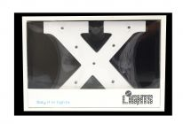 Product image for Alphabet Letter Lights /X