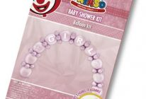 Product image for Baby Shower Balloon Arch Kit / Baby Girl