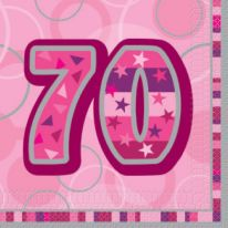 Product image for 70th Birthday