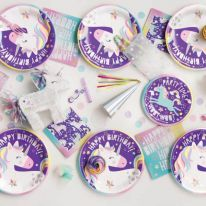 Product image for Unicorn Party Theme