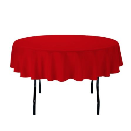 Product image for Luxury Round Disposable Table Covers